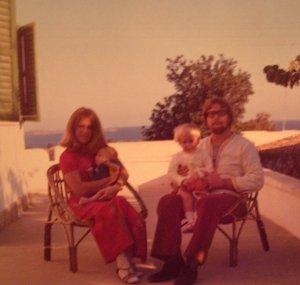 Family life in Ibiza!